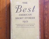 Best American Short Stories 1952