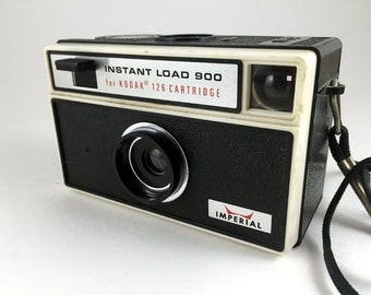 Imperial Instant Load 900 film camera