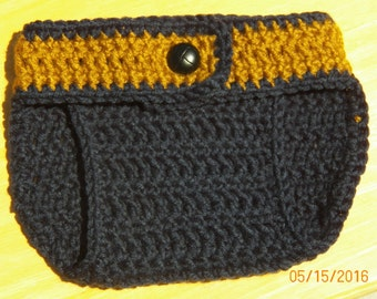 Ravenclaw Diaper Cover (book)