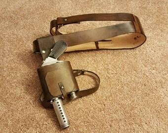 Rey inspired blaster holster