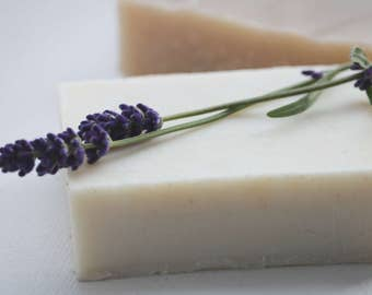 Lavender Shampoo Bar - All Natural Shampoo Bar