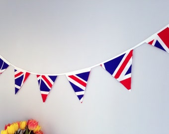 Great British Bunting - Union Jack Bunting