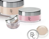 Organic Mineral Makeup - The Basics Plus - Starter Kit - NEW SHADES! - Now Infused with ARGAN Oil!