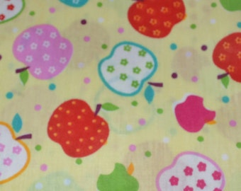 Twill Fabric- Apples