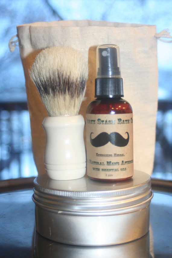 Natural & Organic After Shave Refill Pick Scent 4 ozs