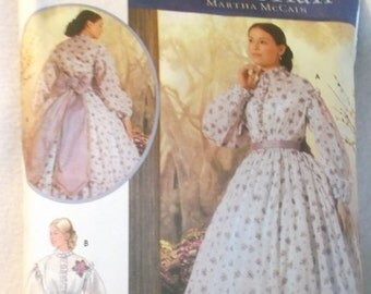 Vintage Dress Simplicity 5442 Sewing Pattern Sizes 6 thru 12 The Fashion Historian