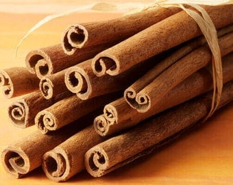 CINNAMON STICKS Free Shipping - Organically Grown from India.