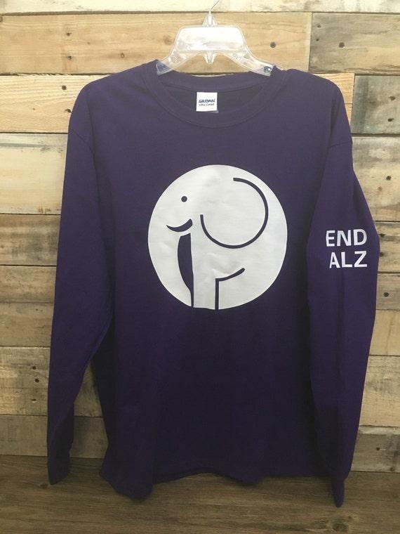 Elephant End Alz - Multiple Shirt Options