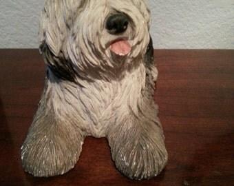 1981 Sandicast Old English Sheepdog