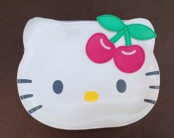mini hello kitty cherries coin purse