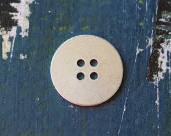 "Aluminum Button Stamping Blank - 3/4"" Metal Stamping Blank - 20 Gauge - Pack of 10 - Jewelry Metal Stamping Blank - SGAD12434"