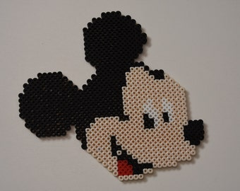 Mickey Mouse...Perler Bead Magnet