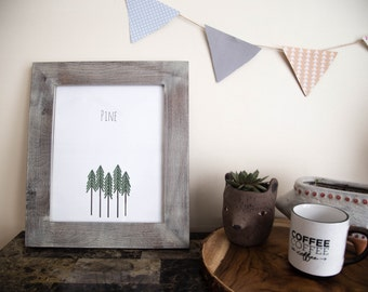 Pine, Art Print