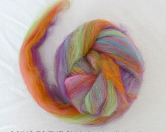 GOING to the SUN - 60g/2.1oz hand-pulled fiber blend