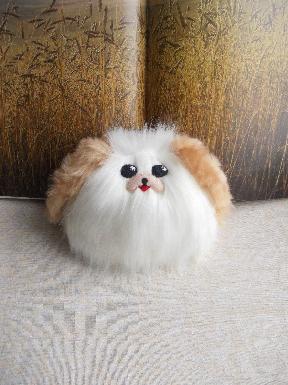 Dog Small Dog Pekingese Shih Tzu Kawaii Plushies Stuffed
