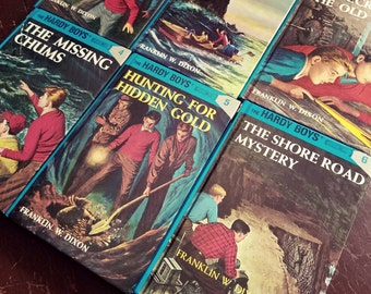 The Hardy Boys Vol. 1-6