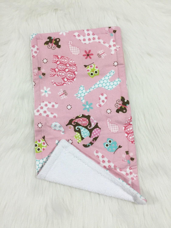 Baby Burp Cloth Rag Burp Cloth Baby Burp Rag Burp Towel
