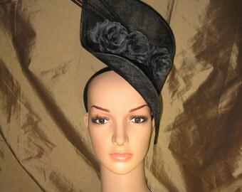 Black Roses Hat