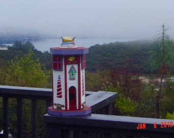 Light House Birdhouse