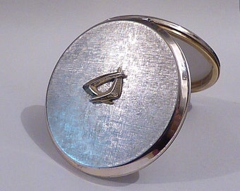 Vintage Gifts For Her Silver plated Stratton compact powder compacts BRIDESMAIDS compact mirrors gifts