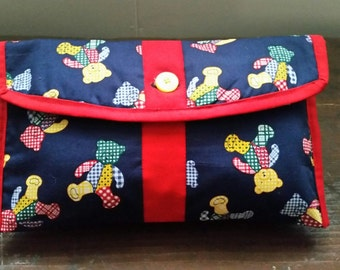 Nappy Pouch (ideal for baby / infant / toddler)