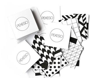 Memory game - pexeso design