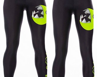 The Chain Monster Leggings Great for Yoga Hula Hoop or Dance
