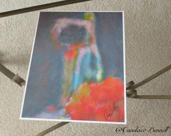 Merlot (Fine Print)