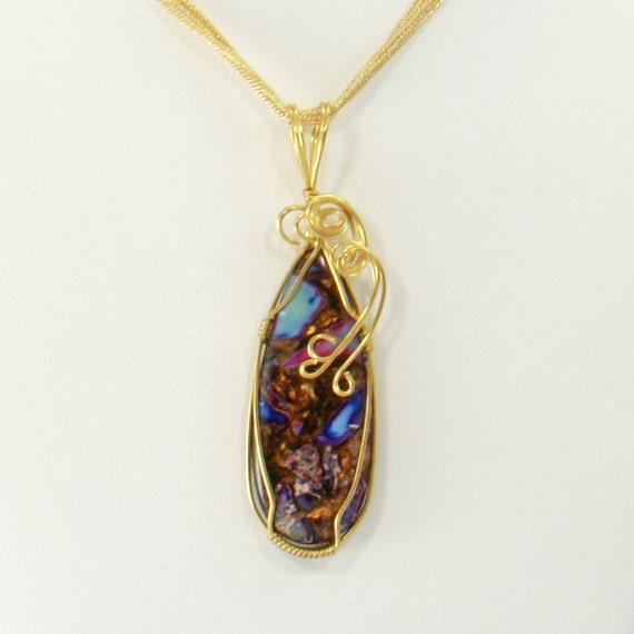 wire wrap jewelry jasper gemstone wire wrap by