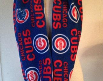 Chicago Cubs  Fleece Infinity Scarf Neck Warmer