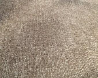 Home Decor Fabric. Brown 50x84