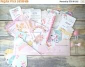 SALE 40% Off Grab Bag Planner Kit Journaling Penpal Fauxdori -Gift Idea
