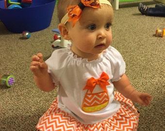 Baby Fall Headband, Halloween headband, toddler Headband, Headband, Baby Headband