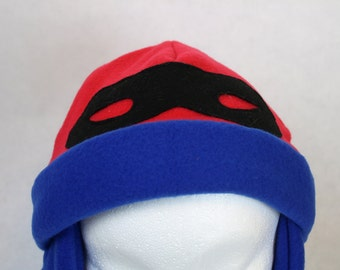 Superhero Hat (Baby, Child, and Youth Sizes)