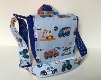 children's bag (S) 'Wheelers'