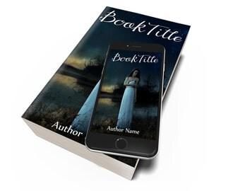 digital fantasy cover design for self publishing authors