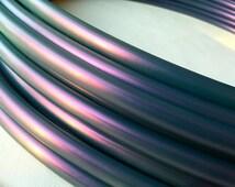 Kalypso Color Shifting Polypro Hoop or Mini Hoops