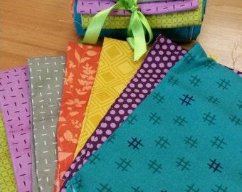 Fat Quarter Bundle Moda Basic Mixologie Fabric Bundle