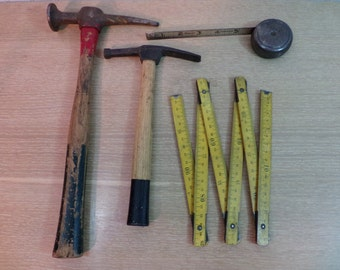 Vintage Hand Tool Assortment