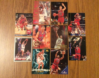 50 Washington Bullets (Wizards) Basketball Cards