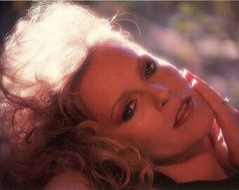 Cheryl Ladd Movie Star Celebrity Charlie's Angels Vintage Postcard 1982 (unused)