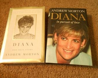 2 princess diana books