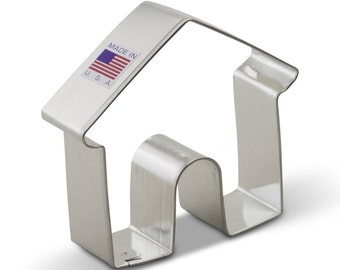 Doghouse Cookie Cutter