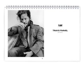 Travis Fimmel Vol.1 - 2018 Calendar