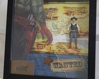 Shadow Box 'Wanted'