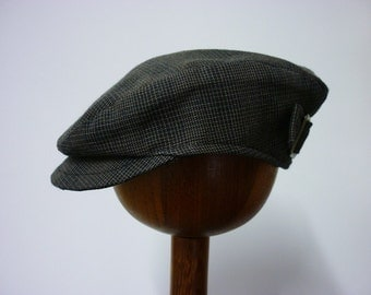 Newsboy Cap - Navy