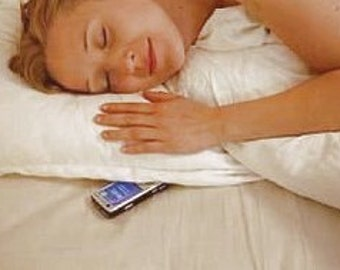 ANTI-RADIATION PILLOWCASE - Shields Cell Phone Radiation