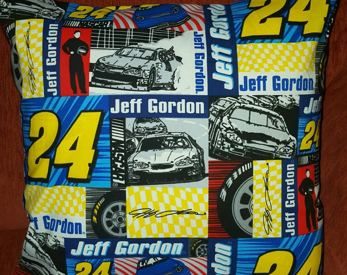 Jeff GordonPillow Cover