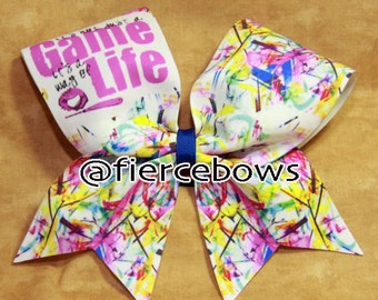 It's Not Just a Game, It's a Life Bow