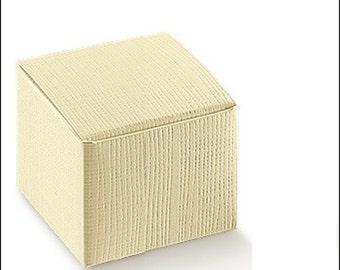 cardboard box h ivory